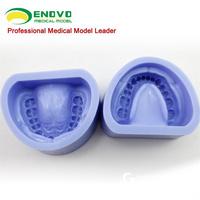 ENOVO颐诺硅胶标准牙颌硅橡胶阴模口腔技工口腔科齿科牙颌石膏
