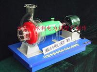 IS型单级单吸卧式离心泵模型