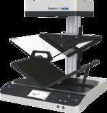 德国bookey 4 A2幅面 非接触式V型古籍 书刊扫描仪---线性CCD扫描