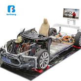 汽車教學設備 汽車教具 新能源汽車教具 特斯拉溫控檢測平臺 免費師資培訓 廠家直銷 提供課程及教材