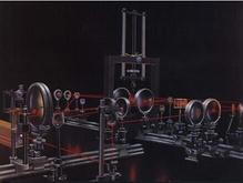 QGT-1非球面激光全息光彈儀 光測力學設備 科研教學儀器