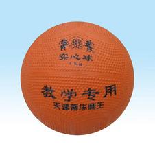 南华利生【LeeSheng】民族品牌专用训练球橡胶胆防滑颗粒室外用2KG实心球14cm小球