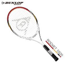 登路普【DUNLOP】D520白红网球拍 儿童青少年初学超轻球拍 DUNLOP