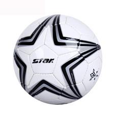 世达 star SB6305 学生足球 耐磨合成皮革青少年训练娱乐用手缝足球