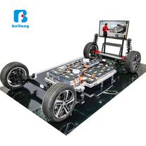 汽車教具 汽車教學實訓設備 北汽純電動底盤智能網聯互動系統 新能源實訓設備