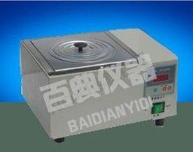 不锈钢水浴锅,水浴锅HH.S11-8(一列八孔)