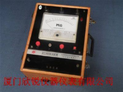 ZC48市电式高压兆欧表ZC-48
