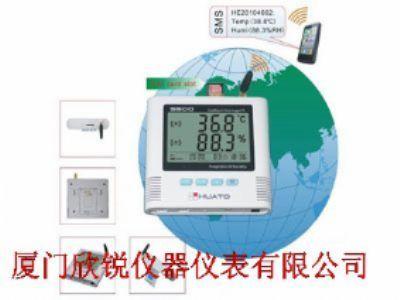 GSM远程短信温湿度报警记录仪S500-ET-GSM