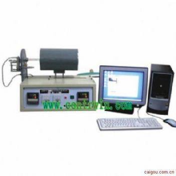 热膨胀系数测定仪/高温卧式膨胀仪(1600℃) 型号:HXK-ZRPY