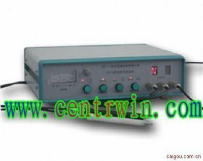 导电型号测试仪 热电-整流法(台式,液晶、指针同时显示) 型号:GDW3-STY-3