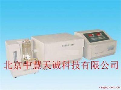 库仑测硫仪 型号:KG/CL8-2