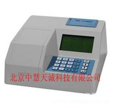 便携式数显农药残留快速测试仪/台式数显农药残留快速测试仪 型号:XLA-GNSPR-8D