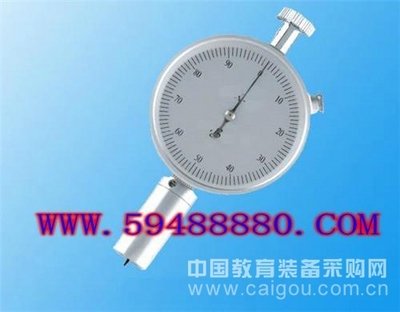邵氏橡胶硬度计/橡胶硬度计/硬度计 型号:UJN01/LX-C