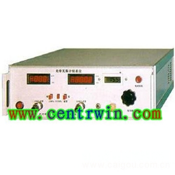 光学瓦斯计校准仪/低浓度光学瓦斯检定器 型号:CWJ-1