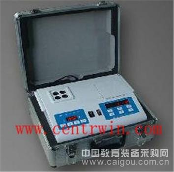 简单经济型总磷测定仪 型号:LH-K5B-3P