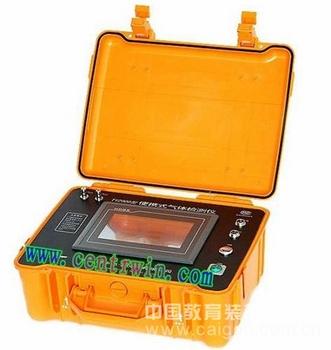 便携式气体检测仪(触摸屏) 型号:TZMH-TY2000B