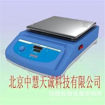 10000ml智能磁力(加热板)搅拌器(数显恒温双向) 型号:AKZNCL-B