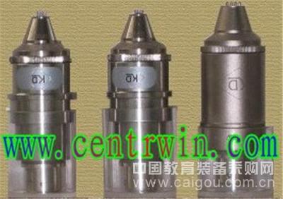 四探针电阻率测试仪-红宝石探针头 AAA级(间距:1.0mm) 型号:GDSKDT-1
