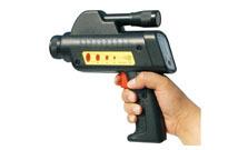 便携式红外测温仪 手持式红外测温仪  (400℃~1800℃) 型号:HA-300