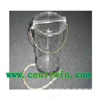 有机玻璃采水器2.5L 型号:WHL-CS2500