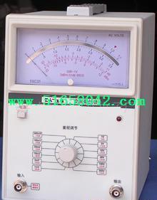 晶体管毫伏表 型号:HD-DA-16