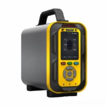 手提式氮氧化物分析仪可与温湿度同时测量