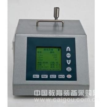 便携式粒子计数器/便携式激光尘埃粒子计数器 型号:SN-PPC300