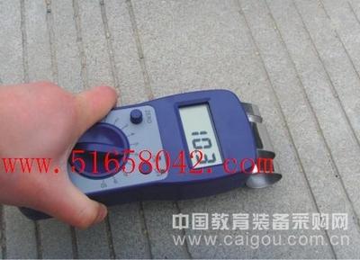 混凝土水分测定仪/墙面地面水分仪 型号:XJ3-JT-C50