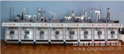柔性制造机电一体实训装置-立体存储单元