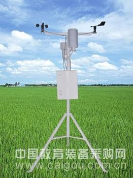 北京田间小气候自动观测站生产