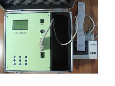 土壤水分测定仪(带打印)