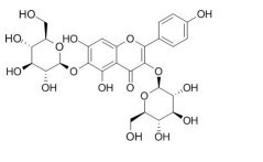 6-羟基山奈酚-3,6-二-O-葡萄糖苷