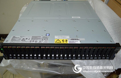 IBM 磁盘阵列柜 存储 Storwize V7000 2076 124 双电双控