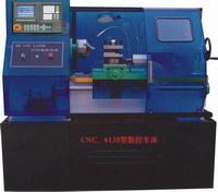 JD-6135 教学型液晶数控车床