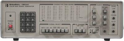 CB53A1 彩色条码信号发生器