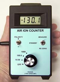 AIC-1000 负离子浓度检测仪|负离子检测仪