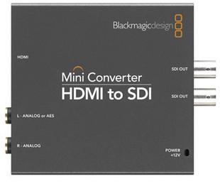 Blackmagic Design Mini Converters HDMI到SDI 视频转换器