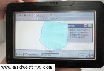 GPS面积测量仪/面积测量仪