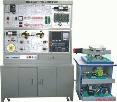 BPWLDF-TD数控车床电气控制与维修实训台(法那科TD)
