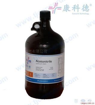 色谱纯乙腈,梯度级别,高纯液相色谱试剂,HPLC