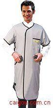 c211半袖双面连体防护衣标准粘扣型 x射线防护服,x射线防护衣,x射线防护铅衣