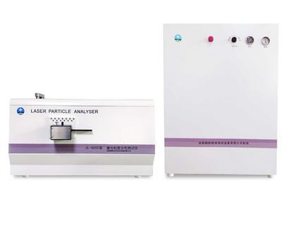 干湿两用激光粒度仪JL-6000型