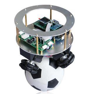 球平衡机器人
