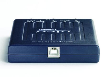 英国比克/Pico 4通道USB混合信号示波器 50MHz带宽 1GS/s采样率 2406B