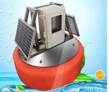 小型水質浮標站+湖泊水質監測站+湖泊浮標水質監測站+水質浮標站=安裝調試培訓