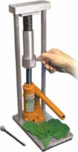 2720液压植物压汁机