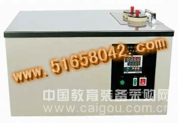 石油产品凝点试验器(-30℃~70℃)型号:HCJ1-SYD-510G-Ⅱ
