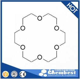 18-冠醚-6 18-Crown-6 (1,4,7,10,13,16-Hexaoxacyclooctadecane) CAS:17455-13-9