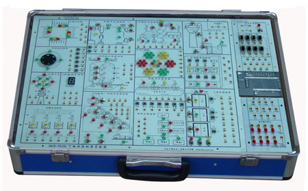 DICE-PLC01型可编程控制器实验箱