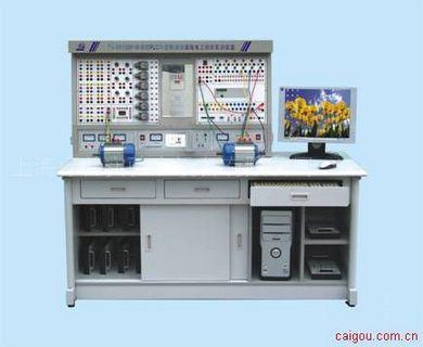 BP-5810BP网络型PLC与变频调速高级电工综合实训考核装置